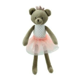 Pink Bear Dancer Wilberry Toy